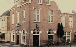 Café-bar/eetcafé te Groesbeek