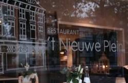 't Nieuwe Plein, restaurant met B&B