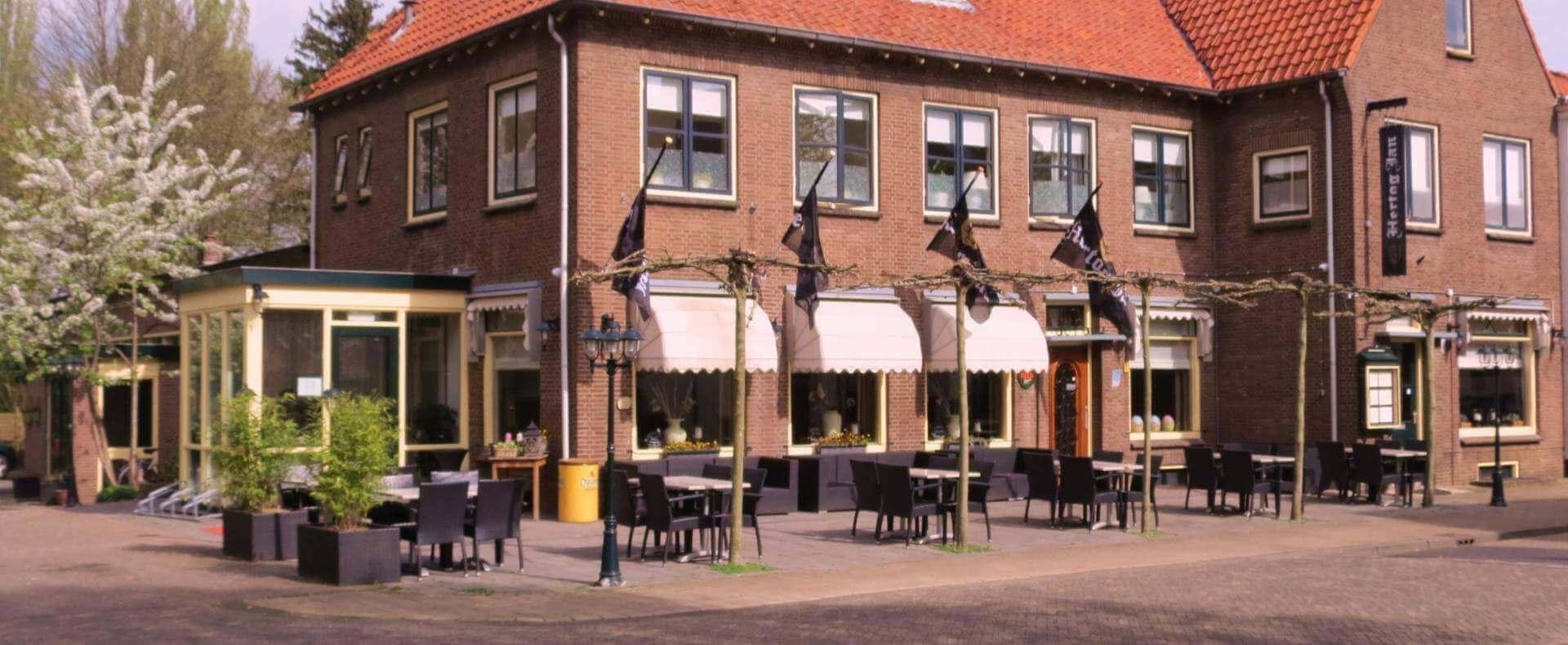 Grand- Café, Restaurant- Zaal de Pauw te Warnsveld