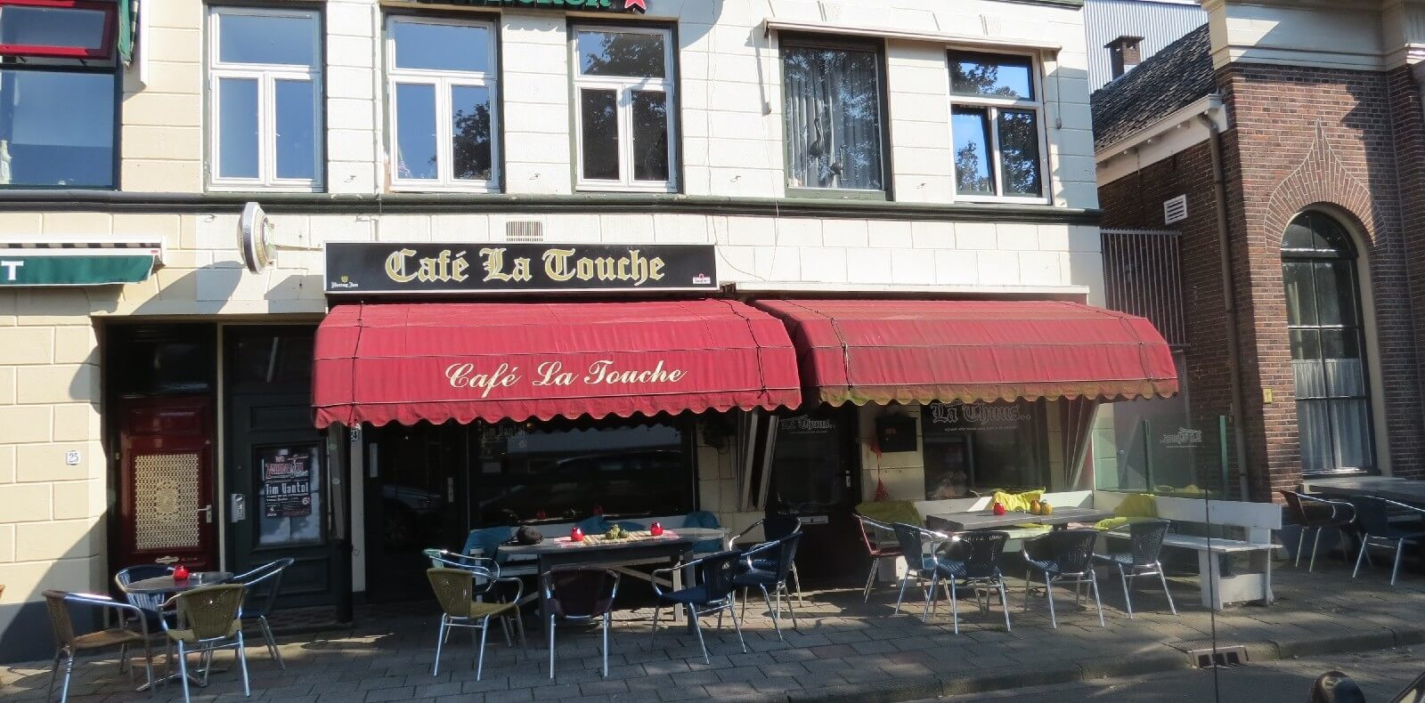 Cafe La Touche Lochem